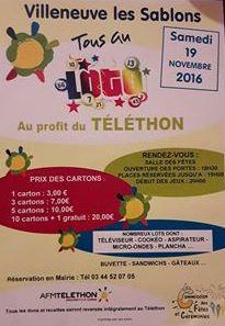 Loto Téléthon